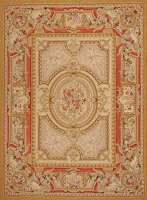 aubusson area rug