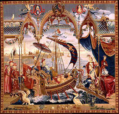 An Insight into Ancient and Modern Tapestries